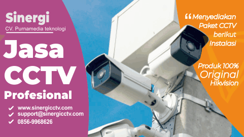 Pasang CCTV karawang